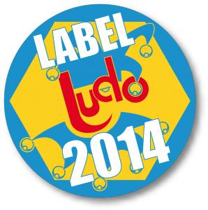 Logo LABEL 2014 shadow