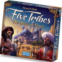 Five tribes boite grand