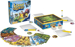 Loony Quest matos grand