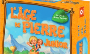 L'âge de pierre junior – 21 mai 2016
