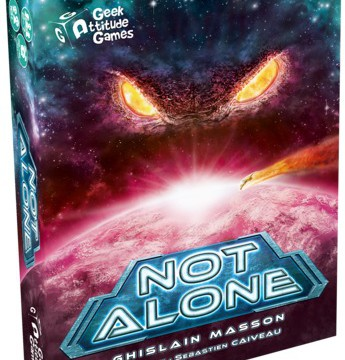 NOT ALONE – 15 avril 2017
